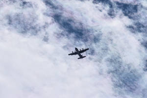 C-130 Up Above
