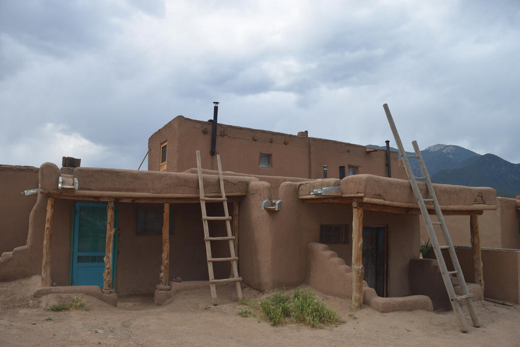 Taos Pueblo 2 by RozenGT