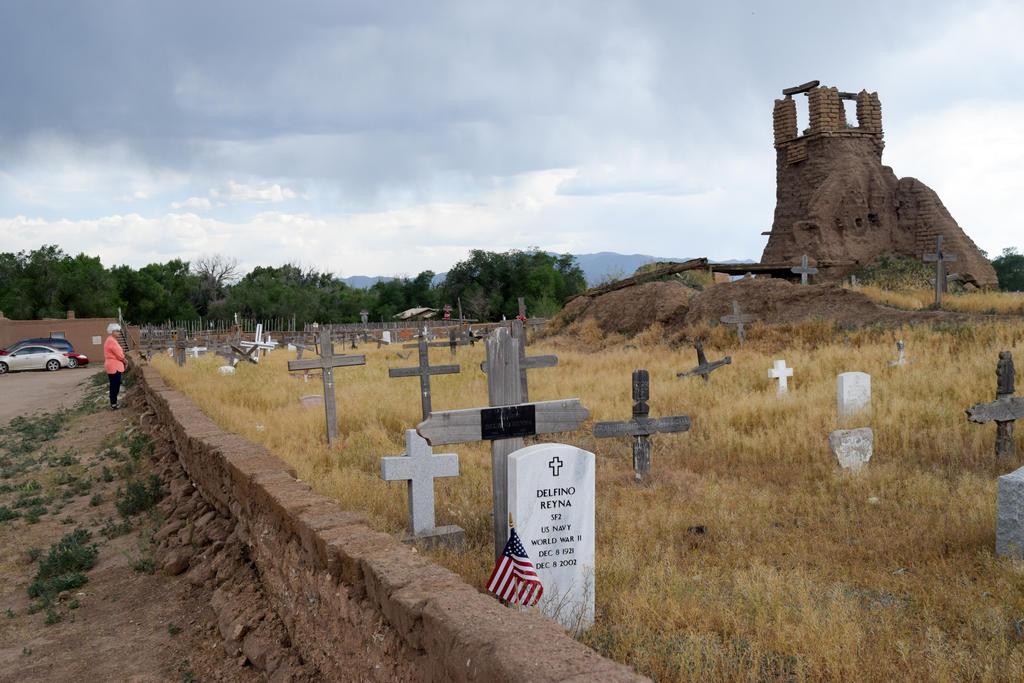 Taos Pueblo 6 by RozenGT