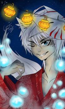 kitsune's light