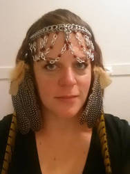 Liz's Headpiece by Gilleban