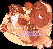 Pure maple syrup by Cinnadog
