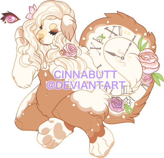 Clock cookies by Cinnadog