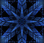 Constructed Star by Kancano