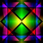 Geometric Stain-glass