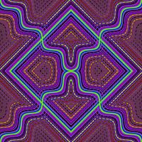 Aboriginal pattern by Kancano