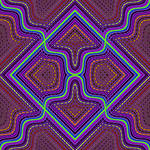 Aboriginal pattern