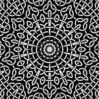 Celtic Mandala by Kancano