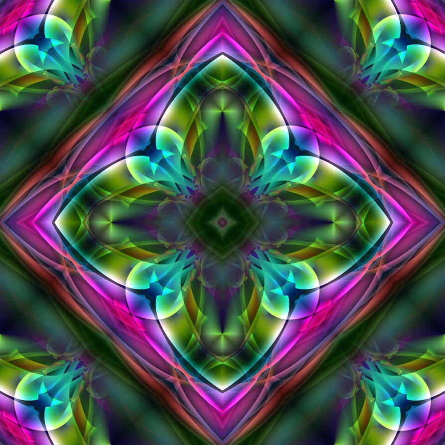 Kaleidoscope by Kancano on DeviantArt