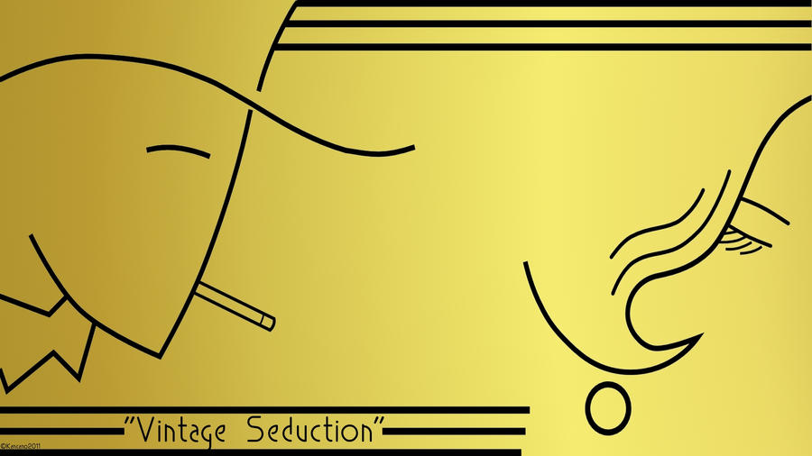 Vintage Seduction by Kancano