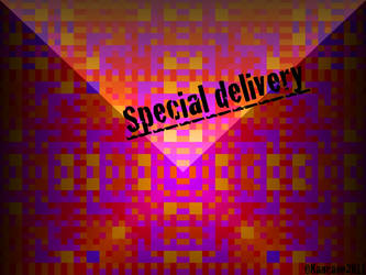 Special Delivery by Kancano