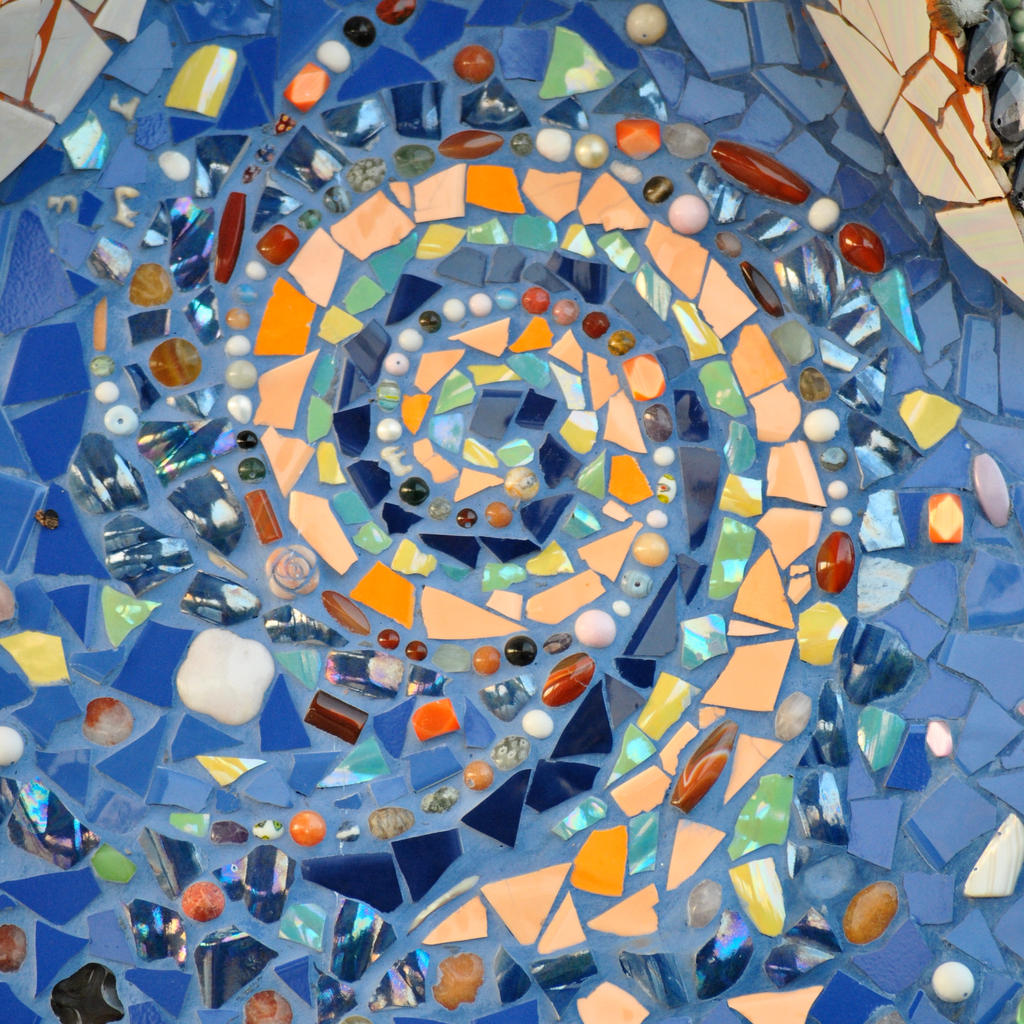 Abstract Mosaic Patterns Images