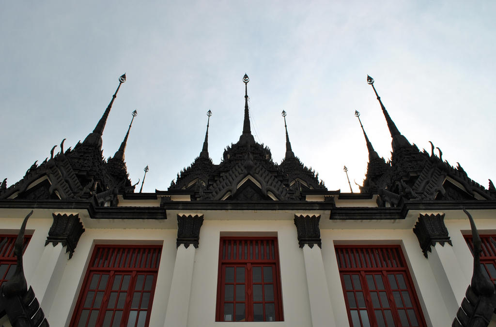 Wat Ratchanatdaram Woravihara by Kancano on DeviantArt