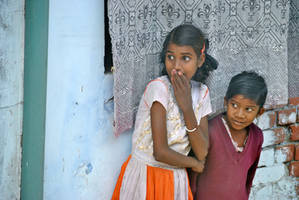 Portraits from India - II by Kancano