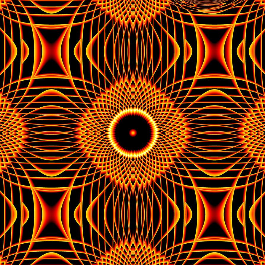 Pumpkin Pattern by Kancano