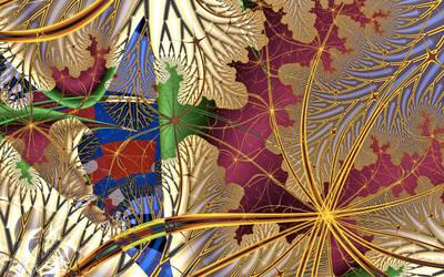 Kimono Brocade by Kancano