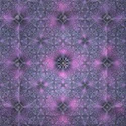 Atomised Mandala by Kancano