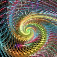 Super-Spiral by Kancano