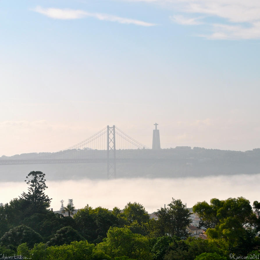 Adoro Lisboa... by Kancano