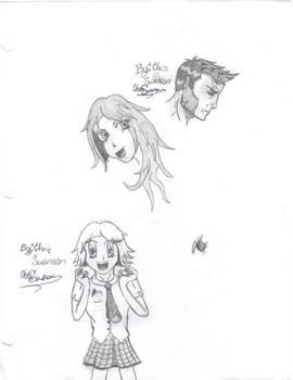 Doodles/Sketches #3