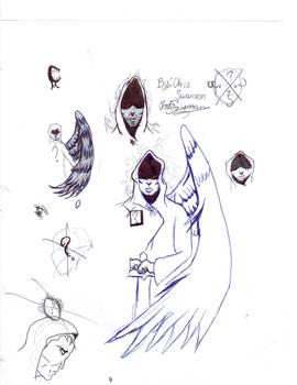 Doodles/Sketches #4