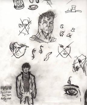 Doodles/Sketches #5
