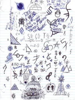 Doodles/Sketches #10
