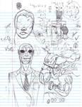 Doodles/Sketches #109