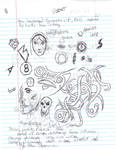 Doodles/Sketches #112