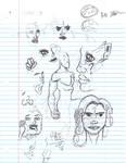 Doodles/Sketches #113