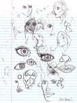 Doodles/Sketches #116