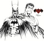 Superman Batman MT tribute