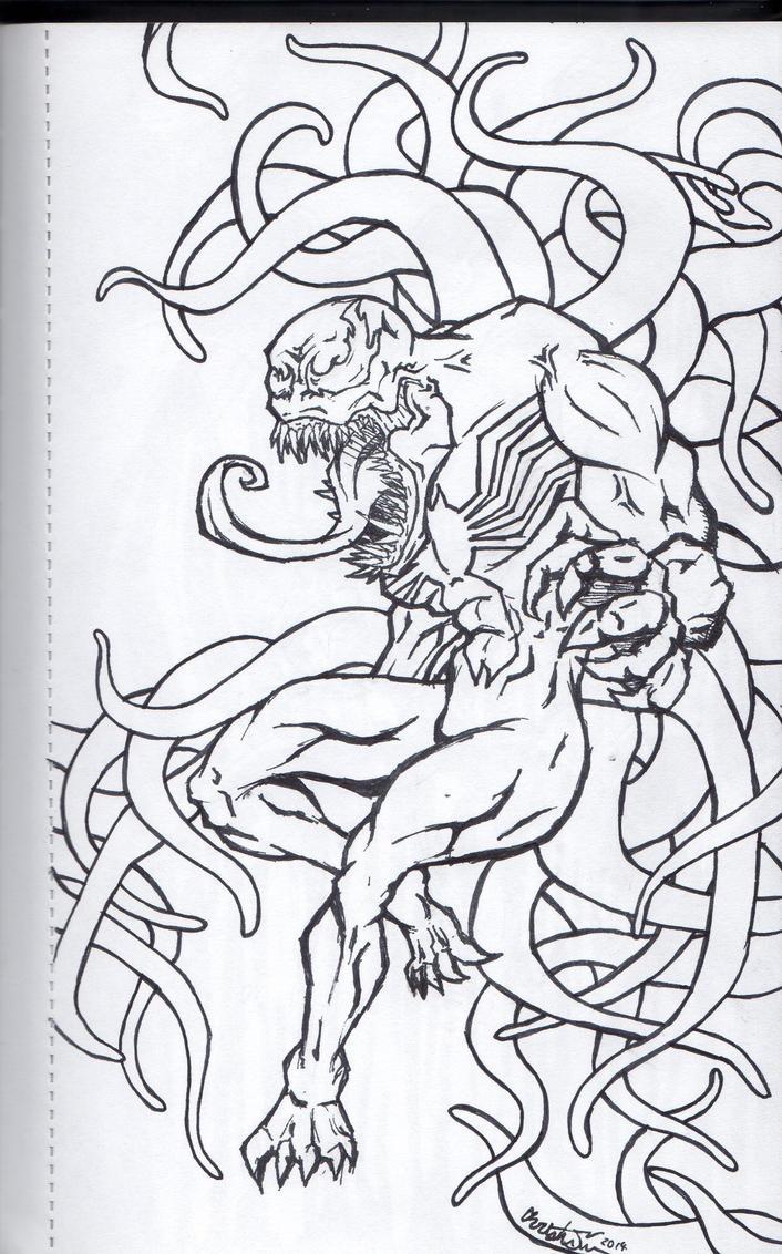 Venom by digiCHRIS