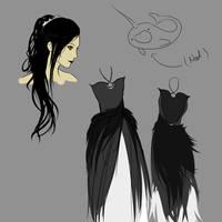 Nyra: Masquerade by Sunvera