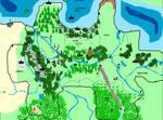 Jigsaw map by reannaking