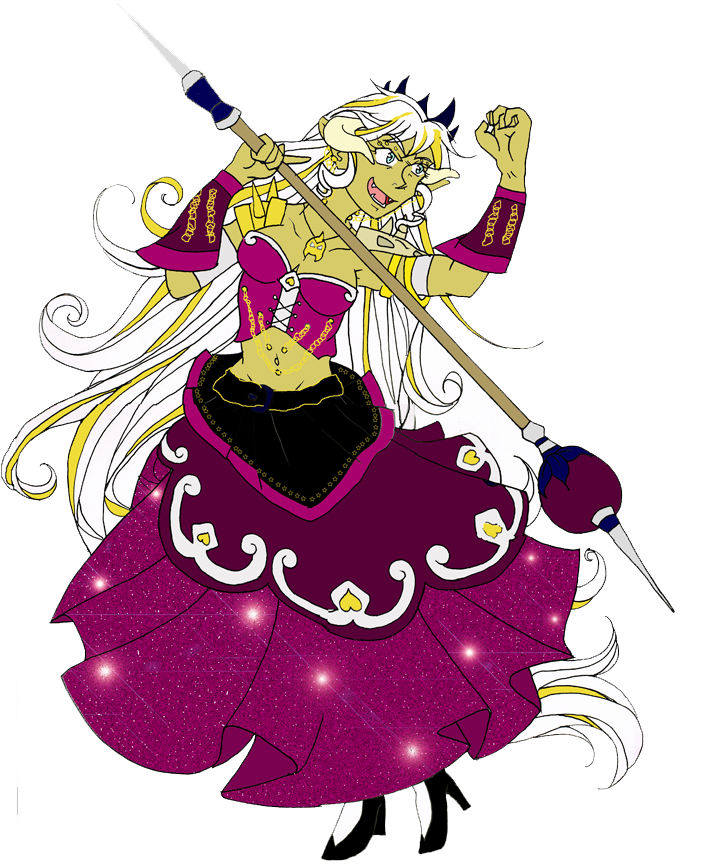 Demon Queen Emigre -new design