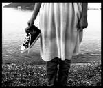 Dear memories lost in the sea
