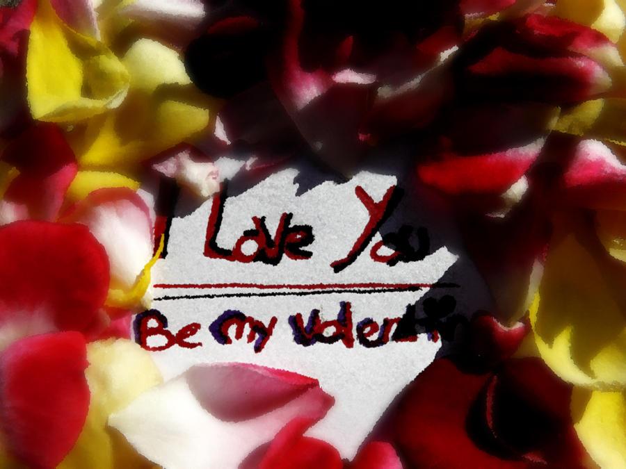 Valentine by Priestesspunx