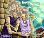 Happy Birthday Marik