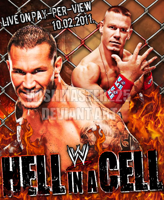 Hell in a Cell 2011 by Wishmaster225