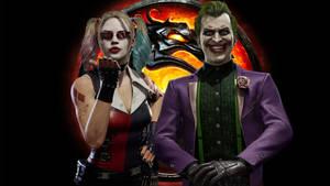 Joker And Harley Mortal Kombat 11