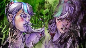 Punchline Joker Walpaper