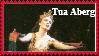 Tua Aberg stamp by WEChristineInTrainin