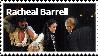 Racheal Barrell stamp by WEChristineInTrainin