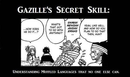 Gazille's Secret Skill Chap by shadowtigerkitten