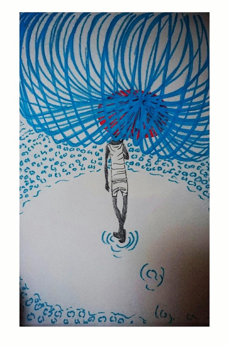 ...rain Damage! by Laplacebo
