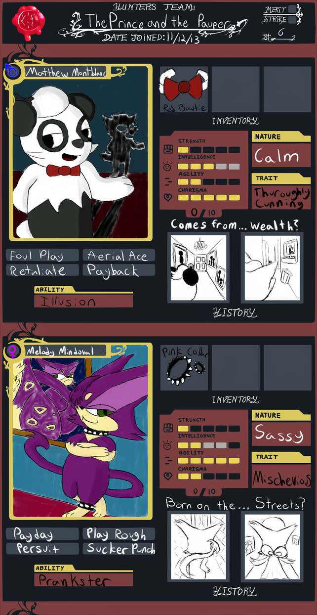 The Prince and the Pauper Drawn App! by SomeKindaSmeargle