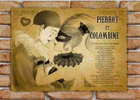 Pierrot_et_Colombine by SylviaFeer