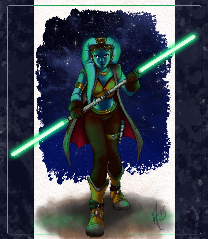 Twi'lek race - Star wars by SylviaFeer