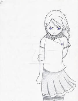 Don't Mess with Girls in Sailor School Uniform